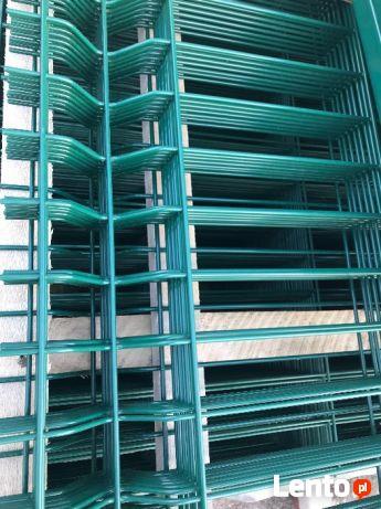 Panel ogrodzeniowy ocynkowany malowany 3D fi 5,0