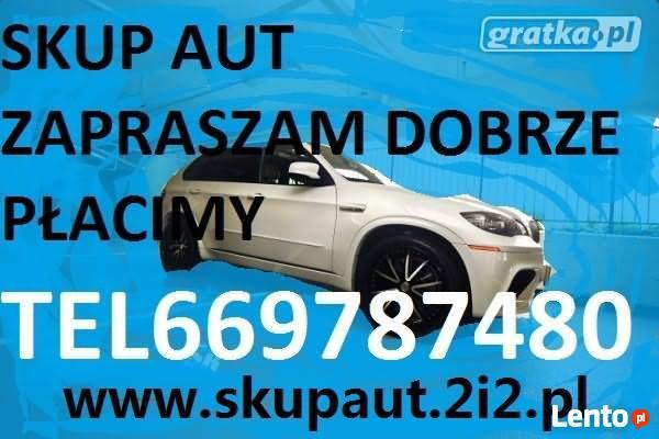 Skup Aut t.669787480 Malbork ,Sztum, Kwidzyn,Dzierzgoń, Gniew