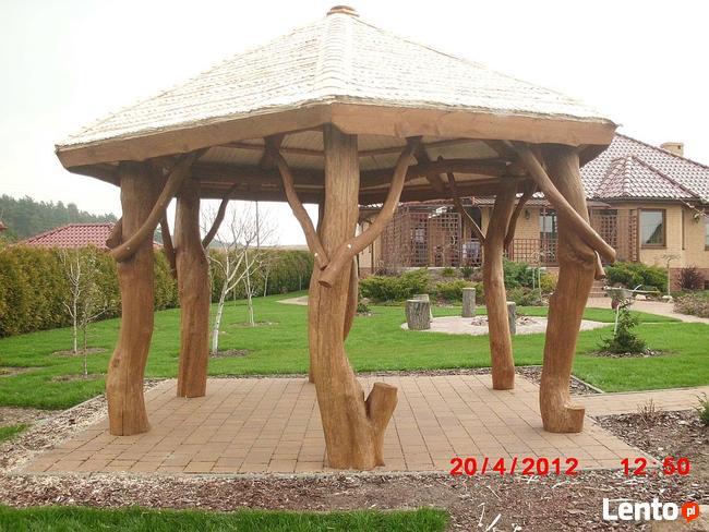 Altany Z Bali Kryta Osiką Altanki Ogrodowe Drewniane Altana