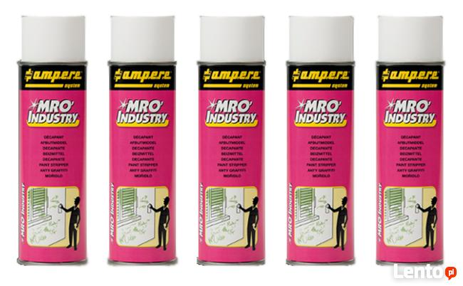 Środek do usuwania graffiti MRO Industry /antygraffiti/12szt