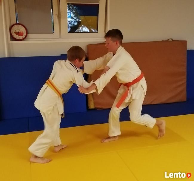Dla chłopców - Judo.