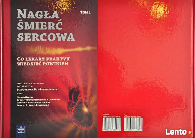 Nagła Śmierć Sercowa-tom I M. Dłużniewski