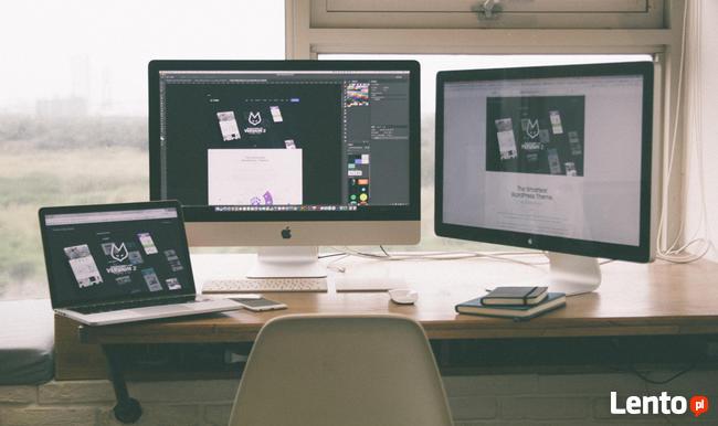 Projektowanie stron WWW tworzenie sklepów internetowych