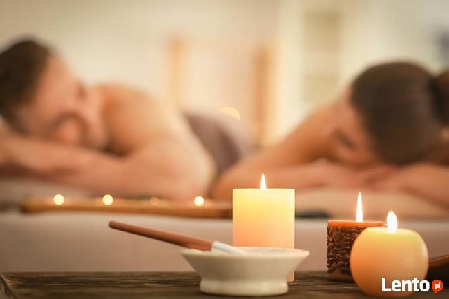 Walentynkowy Masaż Relaksacyjny dla Par