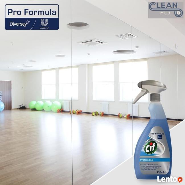 Cif window & multi surface Pro Formula Płyn do mycia szyb