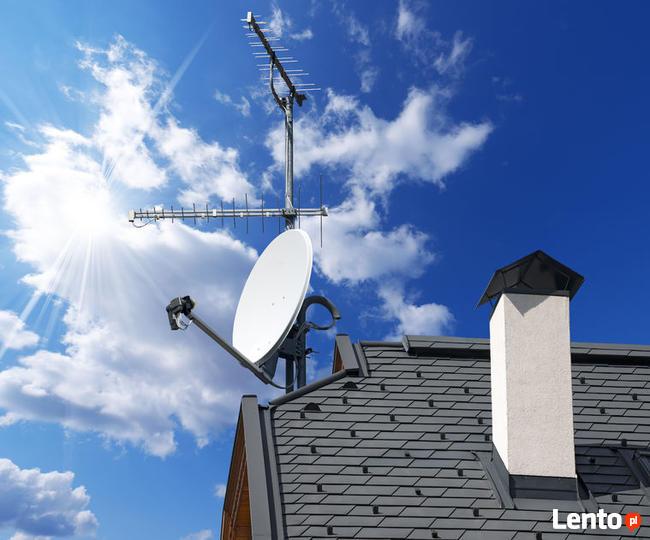 Instalator anten Cyfrowego Polsatu NC+ Canal + Kielce