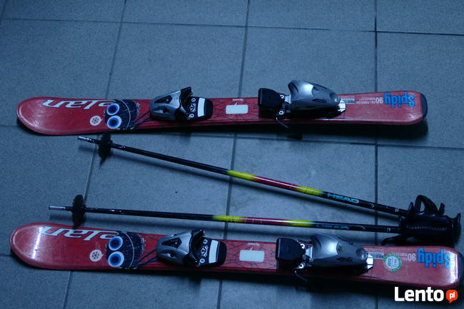 Narty SALOMON CROSSMAX dł. 165 cm Narty i Snowboard w
