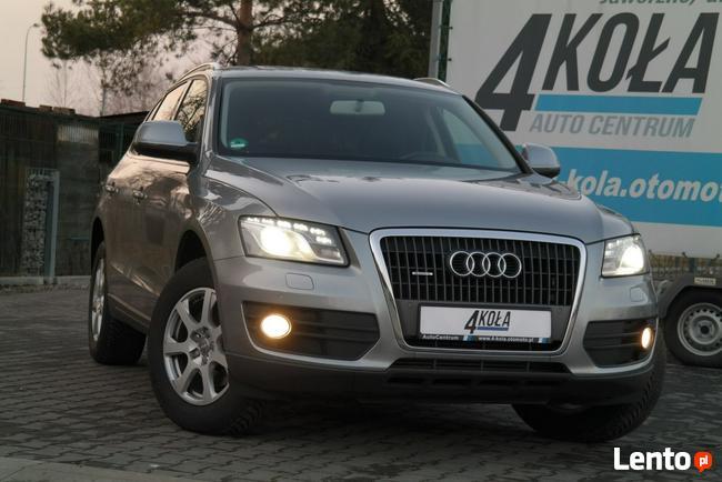 Audi Q5 Xenon*Quattro*Bezwypadkowy*Serwisowany*LED*
