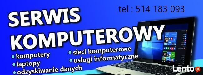 Serwis Komputerów Nowy Sącz !!!