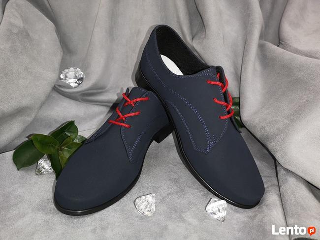 Obuwie komunijne - buty wizytowe