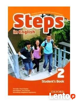 Steps in English 2