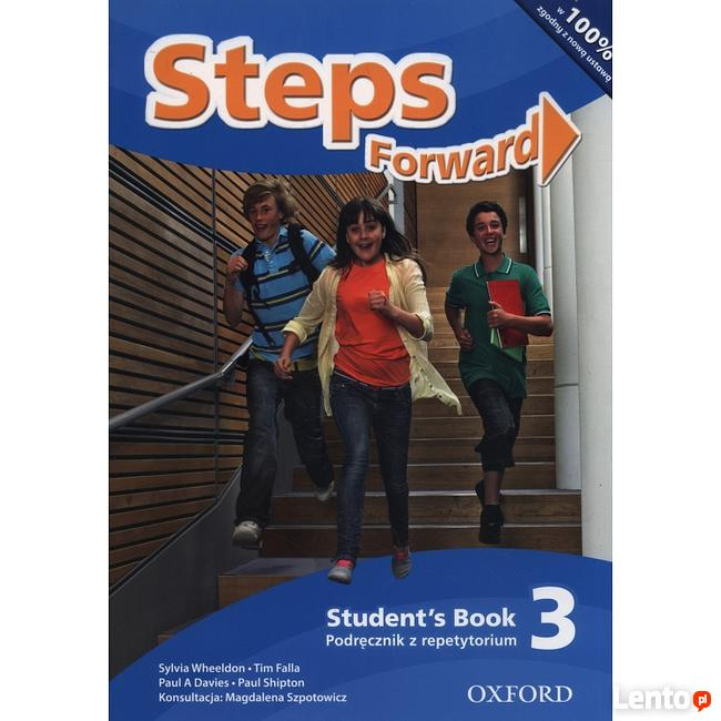 Steps Forward 3 klasa 6