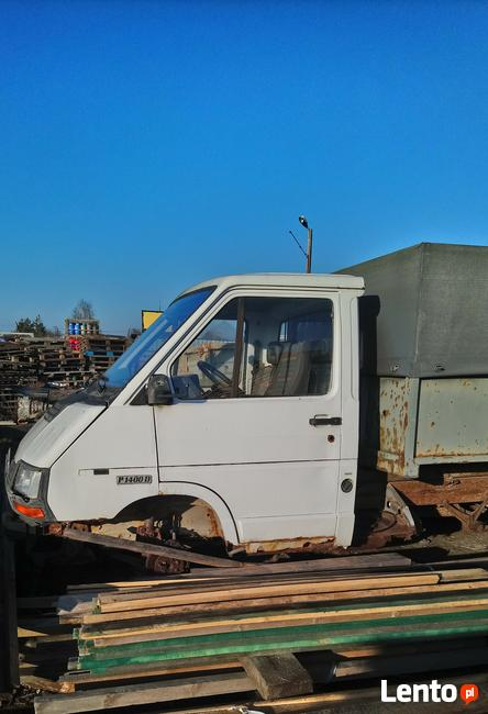 Renault Trafic T-1400D na części