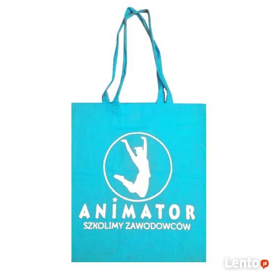 Bawełniana torba dla ANIMATORA unisex
