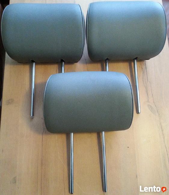 MERCEDES E W210 Zagłówki tylnej kanapy Kombi 3 szt.
