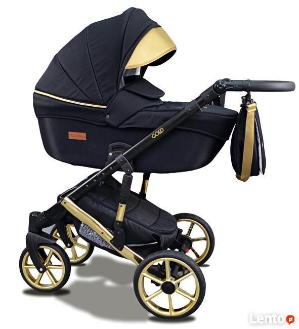 Wózek dziecięcy 3w1 Gold Ucio wózki dziecięce + fotelik
