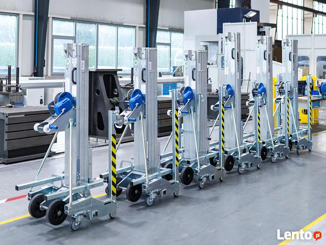 Podnośnik towarowy Alp-Lift LM S4 750 - Windex
