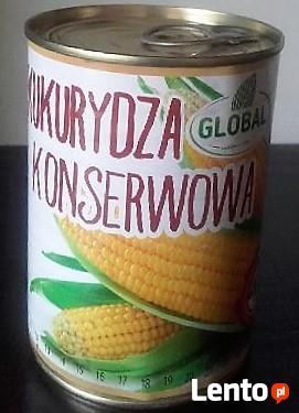 Sprzedaż Groszu i kukurydzy w puszcze Tanio