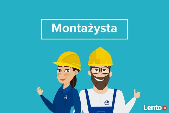 Poszukiwani do pracy Montażysta/ka w Kostrzynie nad Odrą