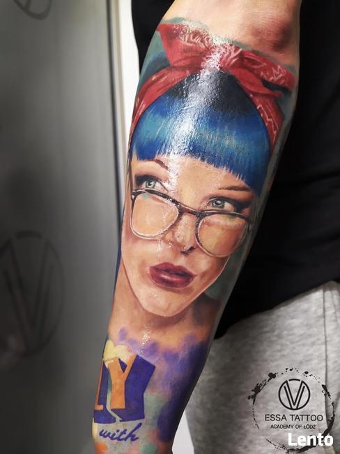 Tatuaz, tatuaze szkolenia warsztaty