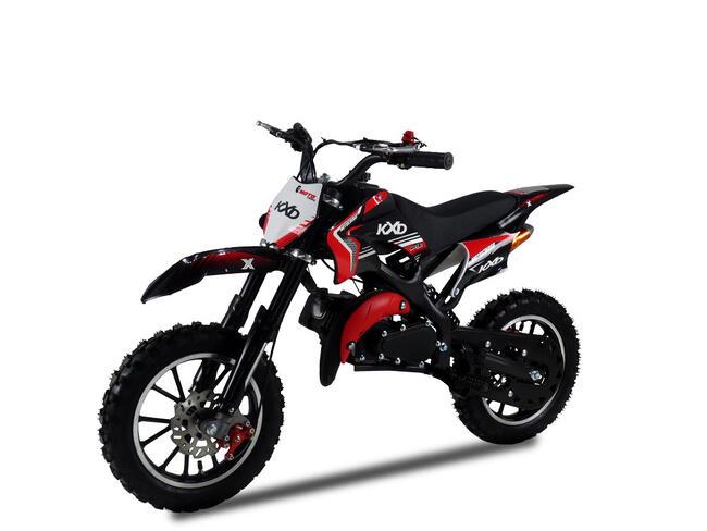 mini cross pitbike 701 kxd koła 10 cali 2t easy start