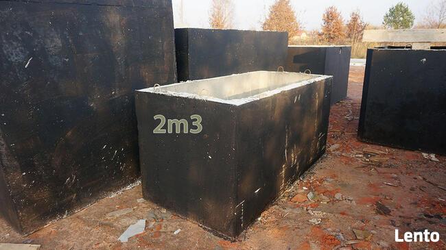 Szambo jednokomorowe, ziemianka, szamba szczelne betonowe