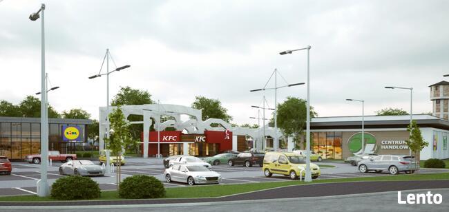 Lokale przy LIDLU, KFC, Maxi Zoo itp. - super cena!
