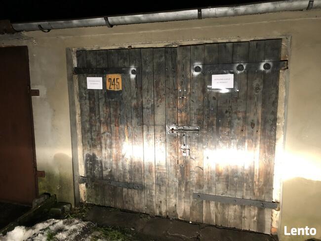 Garaż Murowany Knurów Osiedle Szczygłowice