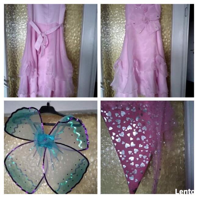 Sukienka kostium karnawłowy
