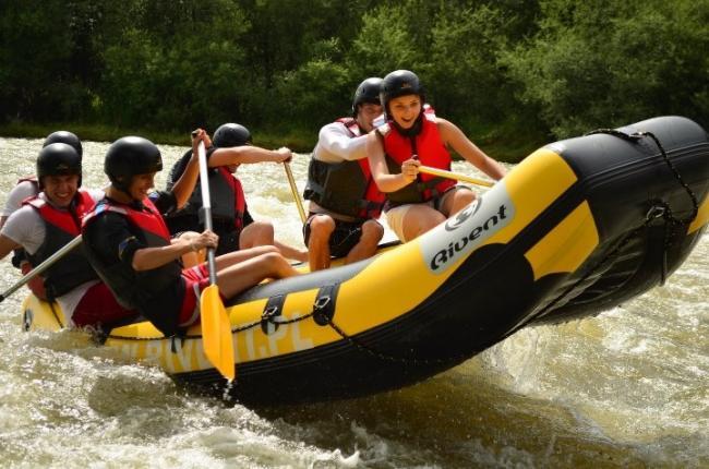 Rafting Dunajec, Spływy Pontonowe Dunajec, Spływy Kajakowe,