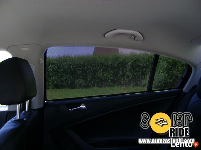 Zasłonki roletki dedykowane do samochodów osobowych