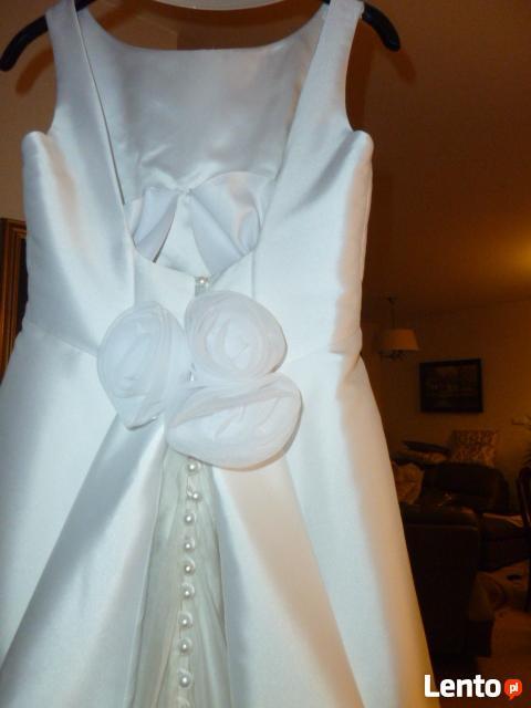 Cymbeline Paris: Suknia ślubna rozmiar 36, wzrost 170