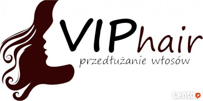 PROFESJONALNE PRZEDŁUŻANIE WŁOSÓW - Studio VIPhair