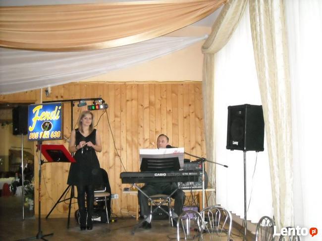 Zespół na wesele Duet Fendi