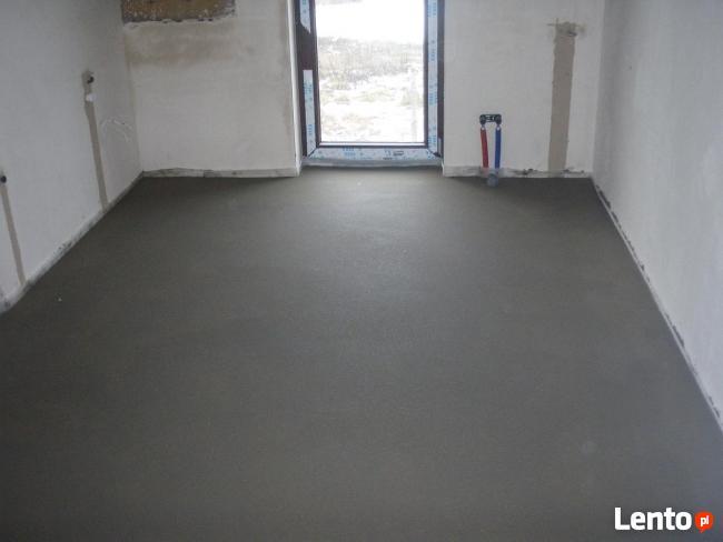 Posadzki betonowe Wylewki Maszynowe Mixokret Łódz