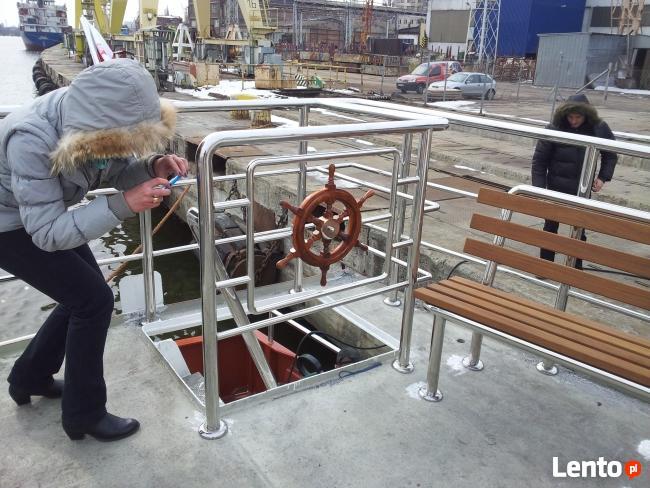 Modish Producent elementów ze stali nierdzewnej aluminium wyposażen Szczecin AH29