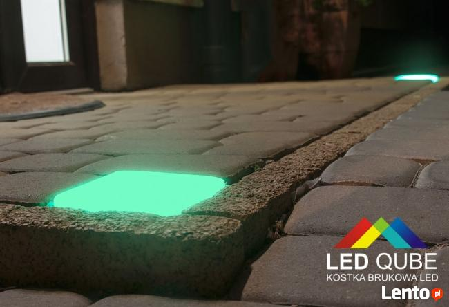 █▬█ █ ▀█▀ Świecąca kostka brukowa LED RGB