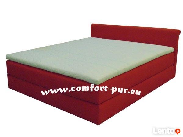Łóżka hotelowe, materace - Producent