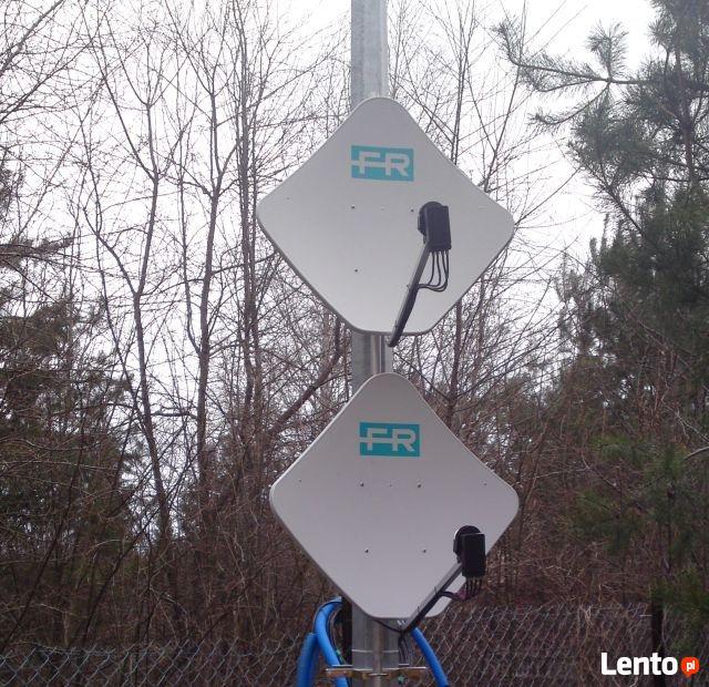 Montaż serwis anten satelitarnych warszawa okolice