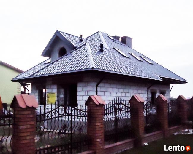 Dachy. Usługi Ciesielsko - Dekarskie