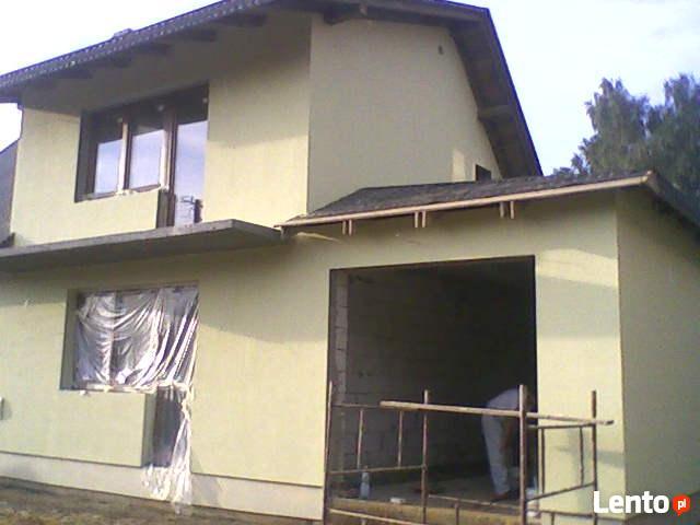 Ocieplenia domów,poddaszy,garaży,fundamentów