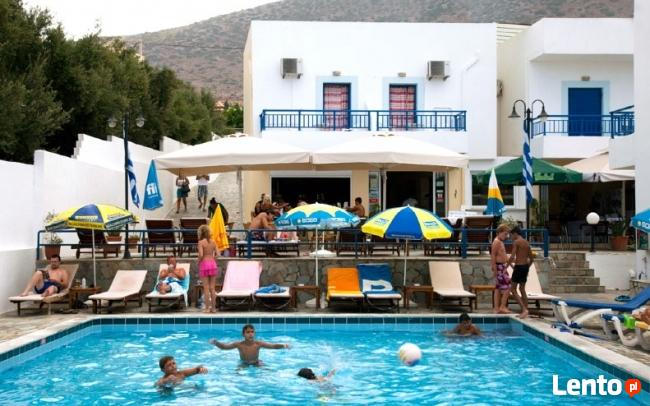 Kreta - hotel Irene Village all - Maj