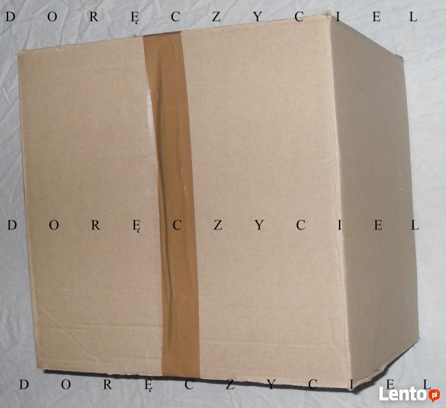 Usługi pakowania, wysyłkowe doręczeniowe z referencjami