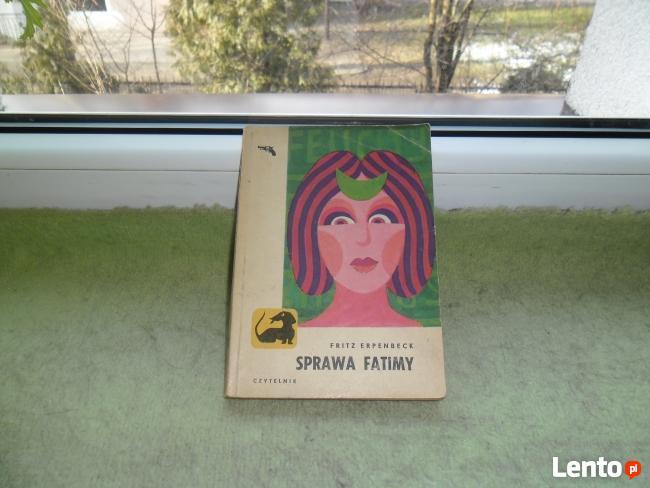 SPRAWA FATIMY autor: Fritz Erpenbeck