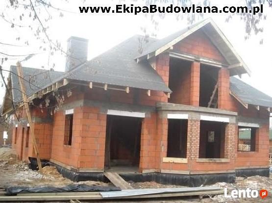 Budowa domów Firma budowlana, Ekipa budowlana