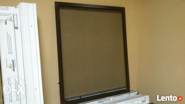 Moskitiera okienna na wymiar m2