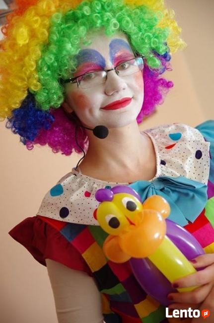 Animator zabaw dla dzieci