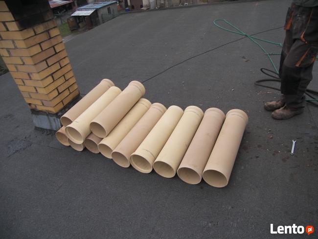 frezowanie rozwiercanie kominów