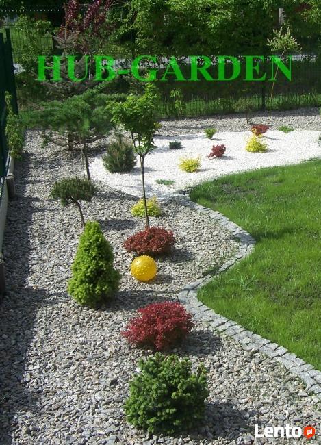 Ogrody - zakładanie i projektowanie, pielęgnacja.