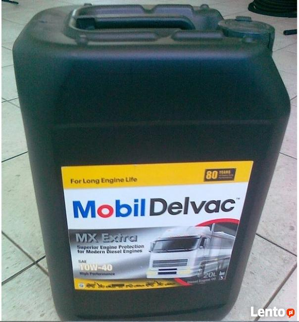 Olej Mobil Delvac MX 15W-40 - 20 litrów